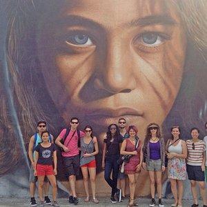 Graffiti & Street Art Walking Tour in Brooklyn