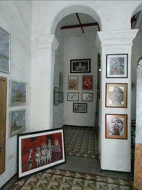 """Espacio de Arte """"Triana & Usich"""""""