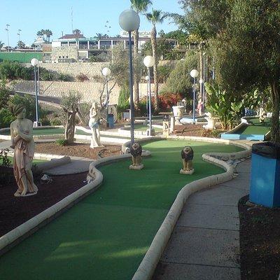 Europa Center Mini Golf