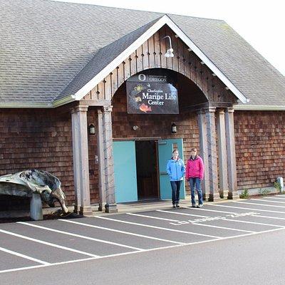 Charleston Marine Life Center, Charleston, OR