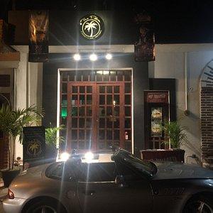 The Palm Cabaret and Bar Bucerías.