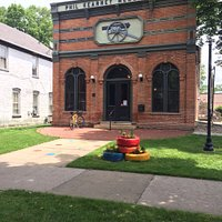 Yankton Area Arts is located in this beautiful historic building.