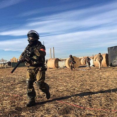 FAF airsoft field south of Denver
