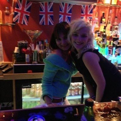Bar maids