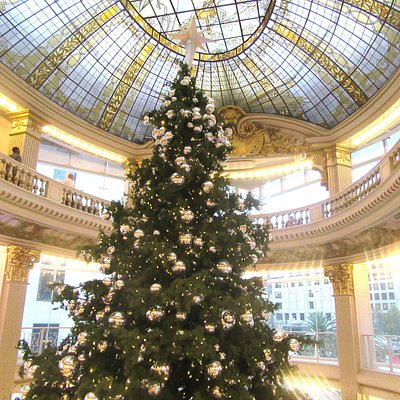 2016 Nieman-Marcus Christmas Tree, San Francisco, CA