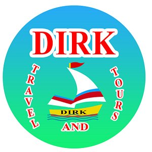 Dirk Travel and Tours Logo