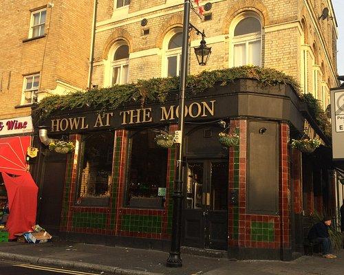 Good Hoxton corner pub