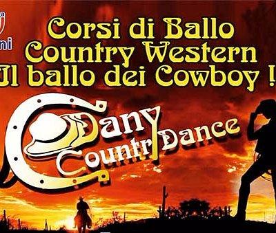 Corsi di ballo country