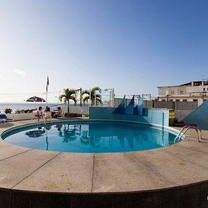 The Pool at the Marazul Hotel
