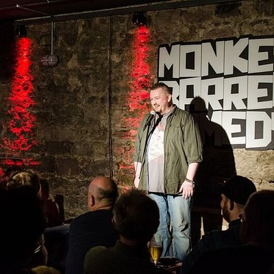 Host Rick Molland