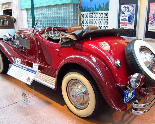 1971 - 'Replica' 1935 Duesenburg SSJ Roadster (owned by Sammy Davis Jr.)