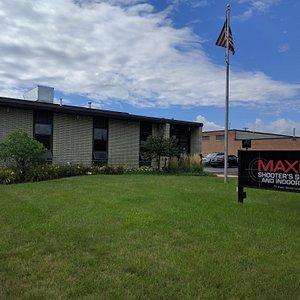 Maxon Shooter's Supplies and Indoor Range