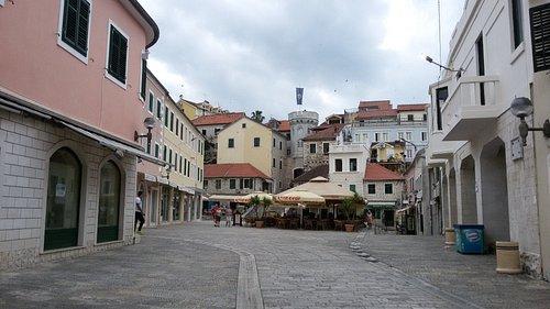 Площадь Николы Джурковича