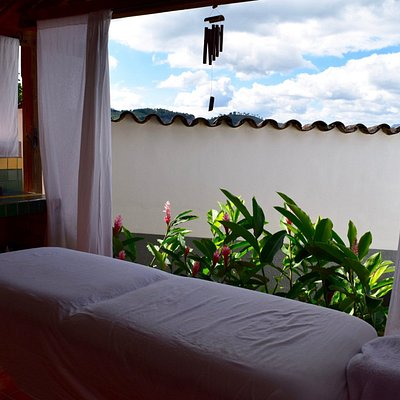 Bamboo Patio offers the best one hour Swedish massage therapy in the village!