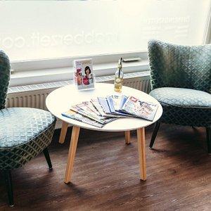Wöhlfühlecke mit original 70jahre Sessel