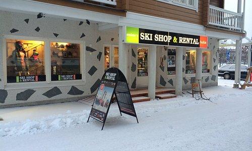Shop & Rental