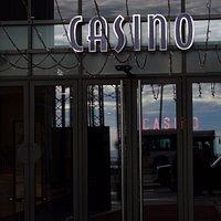 entrée casino