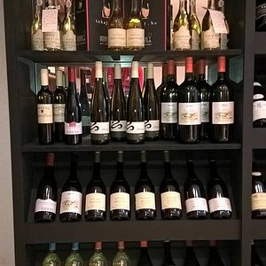 The largest selection of Tokaji wines in the UK