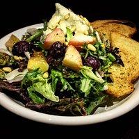 """Mixed Lettuce"" Salad."""