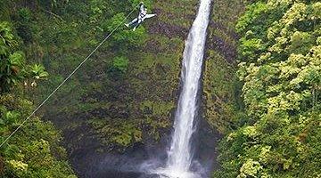 250ft waterfall