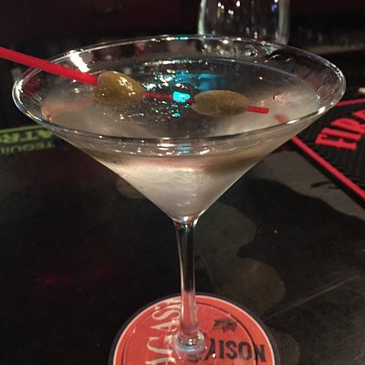 First ever martini