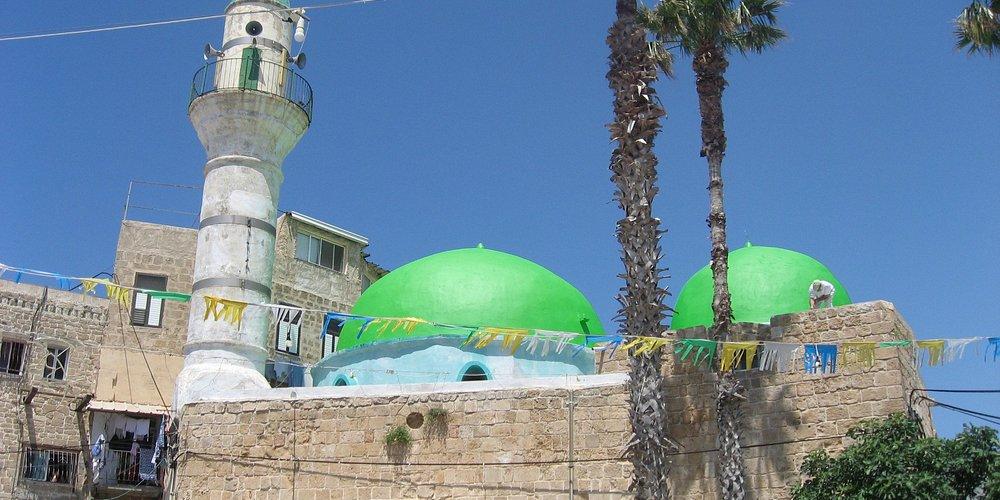 Мечеть в Акко. Север Израиля