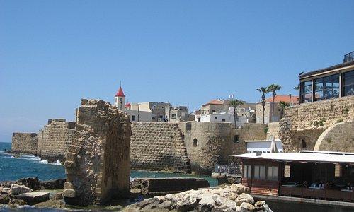 Крепость Акко эпохи крестоносцев