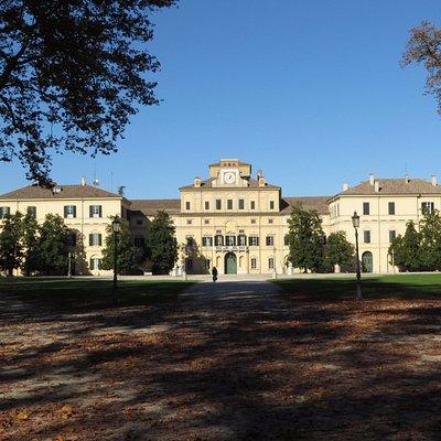 il palazzo ducale nella sua interezza