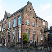 The Silk Museum. Step free access to the building is available on request. Lift to first floor.