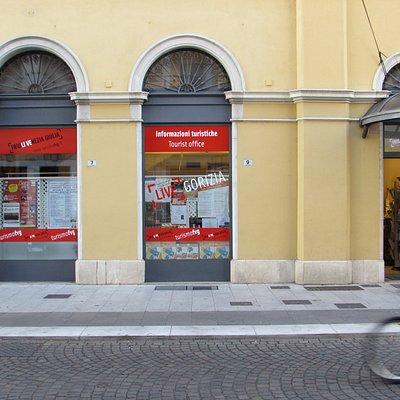 Welcome to Infopoint PromoTurismoFVG - Gorizia