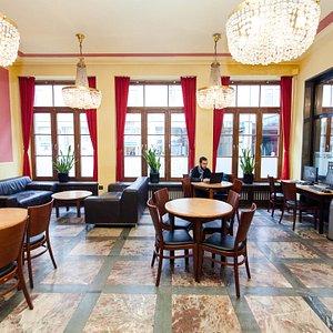 Euro Bar at the Euro Youth Hotel