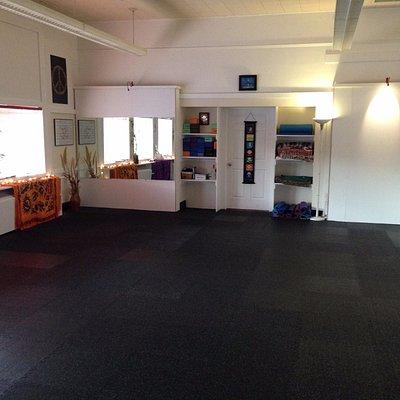New Moon Yoga Studio