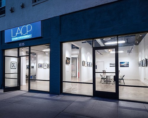 We are located in Hollywood.  This is a photo of the front of the building. photo by Stephen Sch
