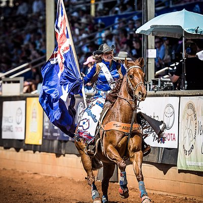 Mount Isa Rodeo and Miss Rodeo Australia