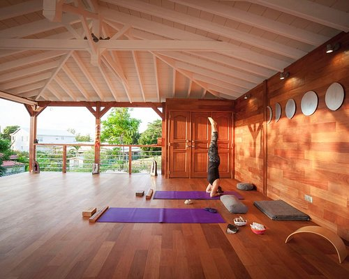 A place for mindful practice.