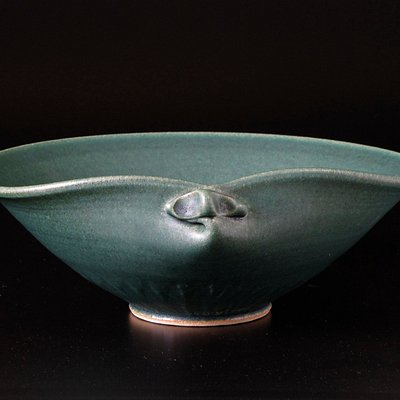 Hand made bowl, 16 inches $100