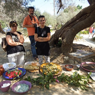Eating in Roman Crete- Workshop