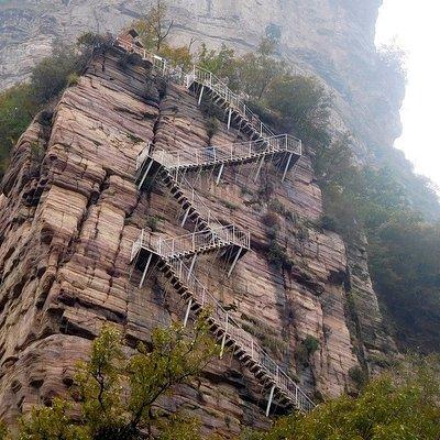 Xiantai Mountain.