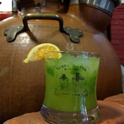 And one more delicious (Green!) Cocktail!
