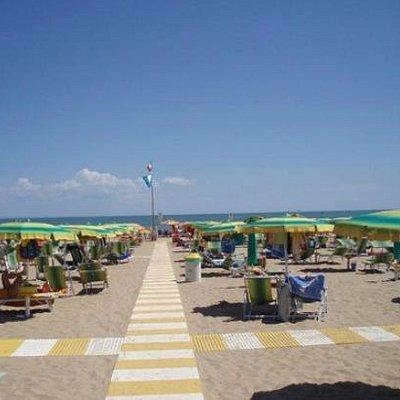 spiaggia di Lignano