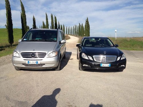 transfer and tours with luxury cars!