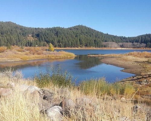 Spooner Lake in the Fall