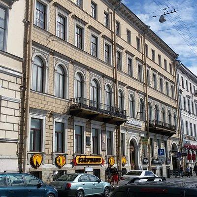 Дом Степанова