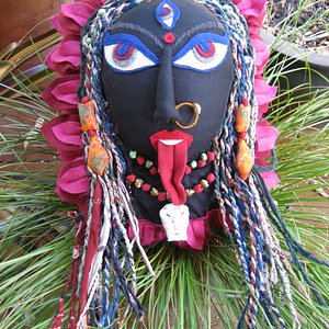 ' Kali ' Cushion from People Tree