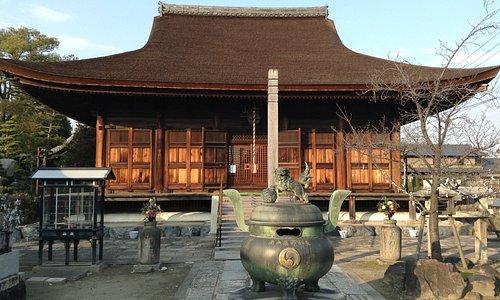 高田寺 本堂