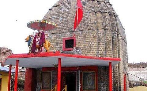 Bawey Wali Mata Temple