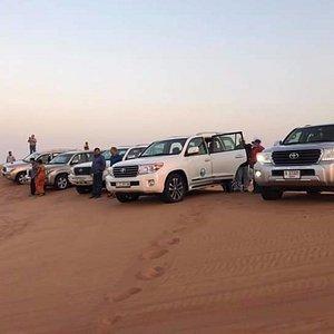Desert-Safari trip