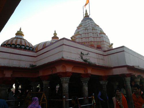 Temple Kopuram