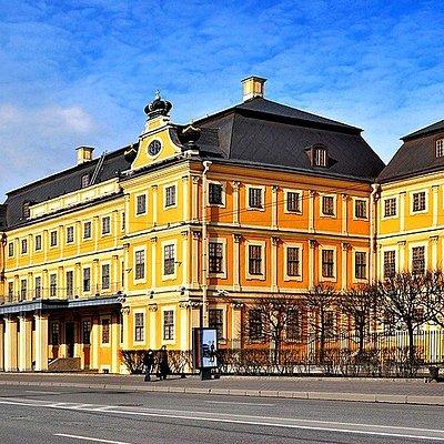 Menshikov Palace Museum, St Petersburg, Russia