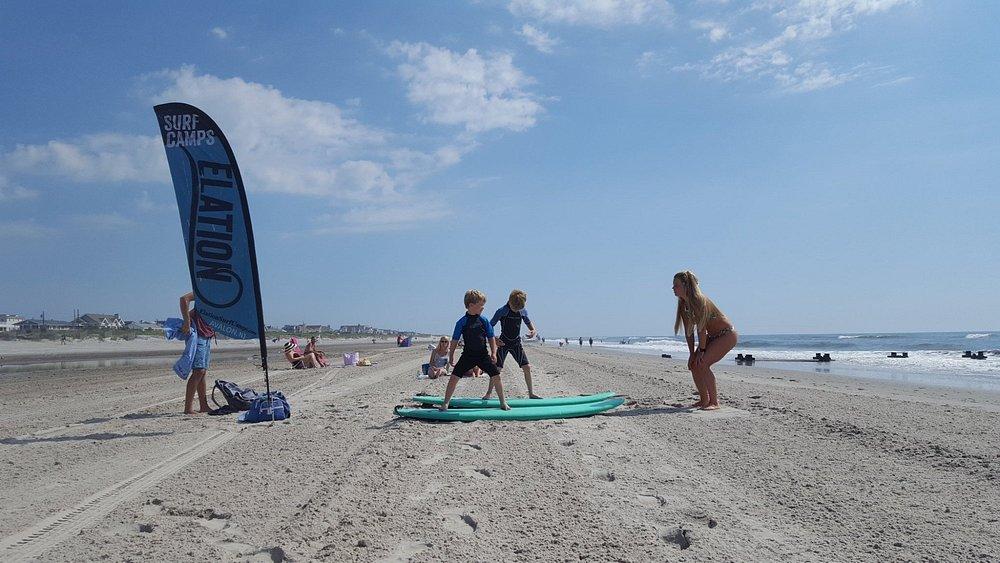 2016 Private Surf Lesson
